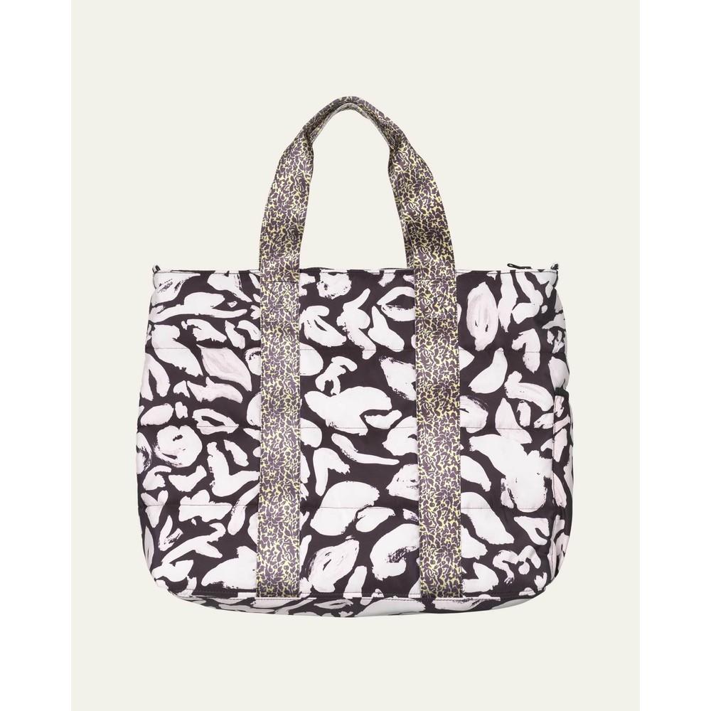 Stine Goya Liliana Weekend Bag Abstract Leaf