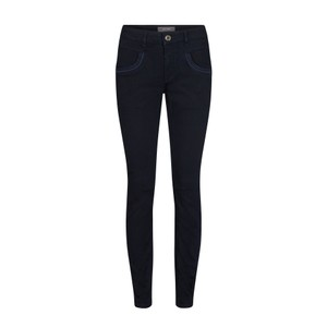 Naomi Straight Leg Jean Dark Blue