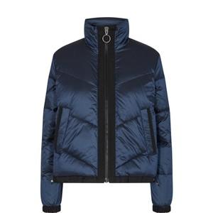 Aspen Quilt Down Jacket Ombre Blue