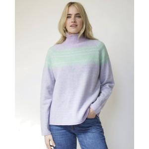 Nordic Winter Sweater Heather/Apple/Cream