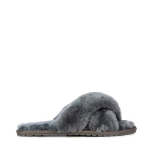Mayberry Slippers Charcoal