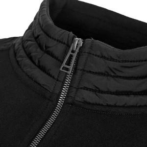 Belstaff Jaxon Quarter Zip Sweater Black