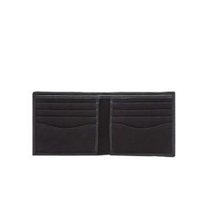 Belstaff Bi Fold Wallet Black