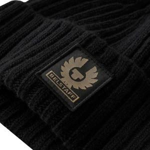 Belstaff Watch Wool Hat Black
