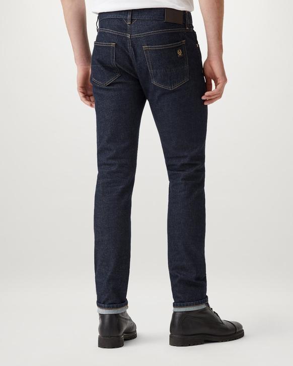 Belstaff Longton Slim Leg Jean Dark Indigo