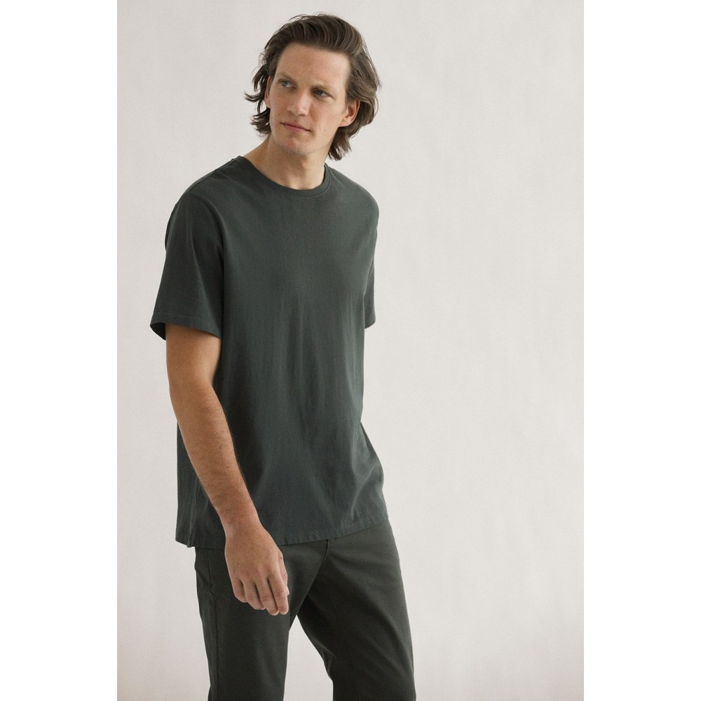 Ecoalf Andermalf T-Shirt Dark Khaki
