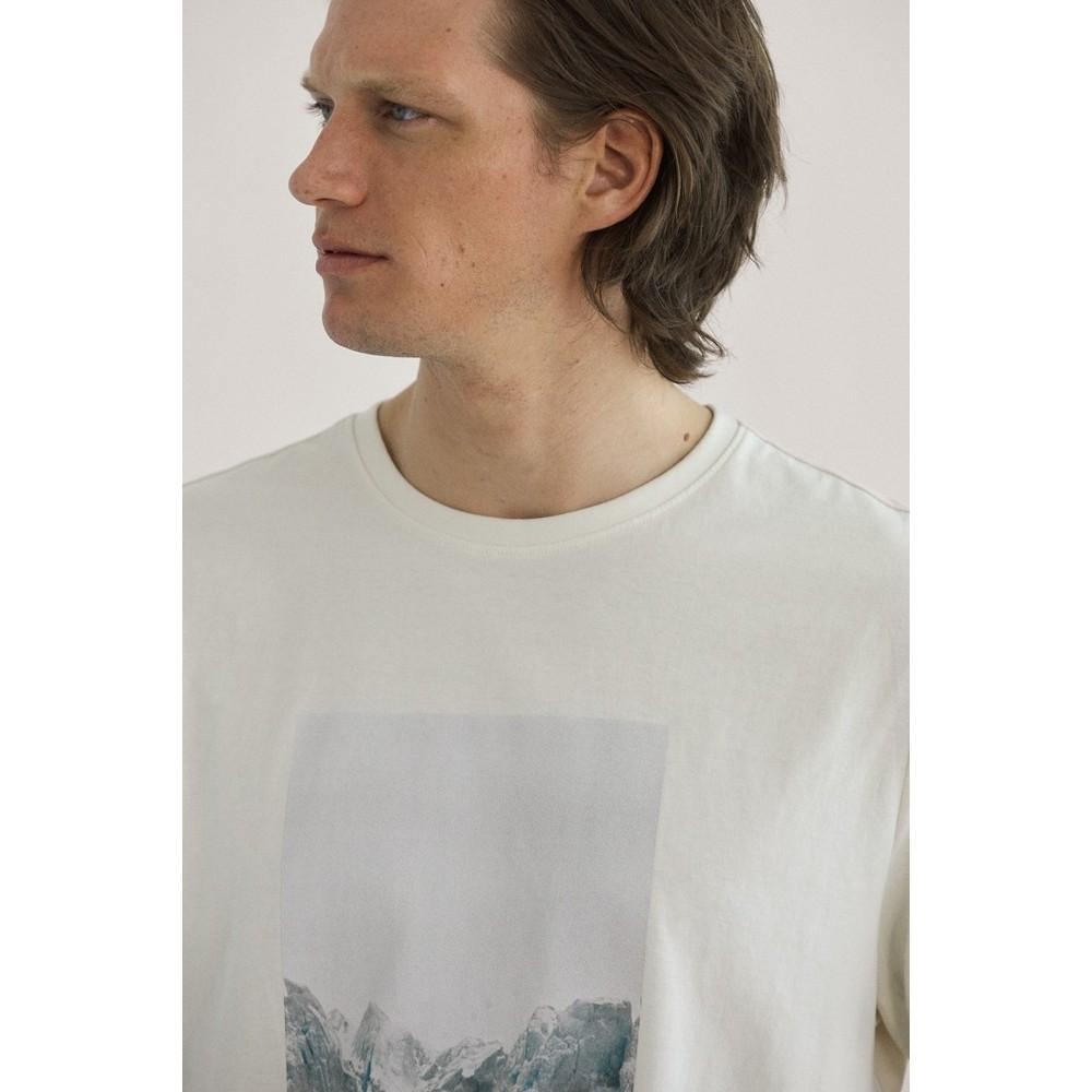 Ecoalf Rocalf T-Shirt White Sand
