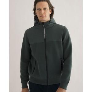 Illescalf Hooded Jacket Khaki