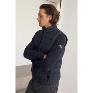Ecoalf St Mortizalf Reversible Vest Deep Navy