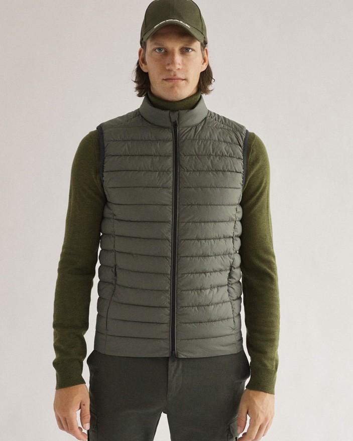 Ecoalf Cardifalf Vest Olive