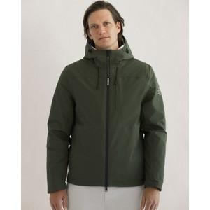 Katmanalf Hooded Jacket Khaki