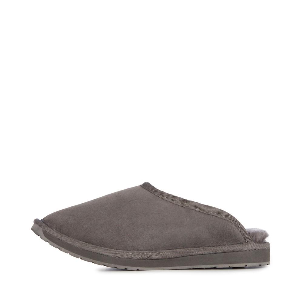 EMU Australia Platinum Esperance Slippers Charcoal