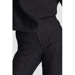 Pom Kate Bootcut Trouser Blue Shimmer