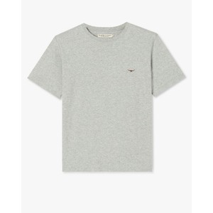 Parson T Shirt Grey Marl