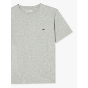 R.M.Williams Parson T Shirt Grey Marl