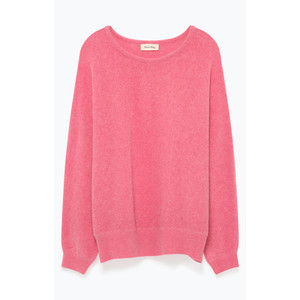 Hanapark Oversized Jumper Bubblegum