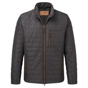 Carron Coat Charcoal