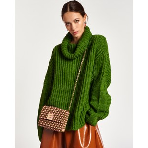 Anjou English Ribs Sweater Antique Green
