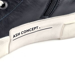 Ash Ghibly Bis Trainers Black