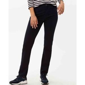 Mary Slim Fit Trousers Dark Navy