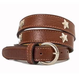 Star Belt Brown