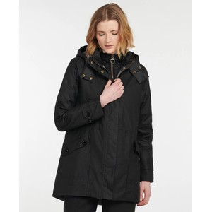 Cannich Wax Jacket Black