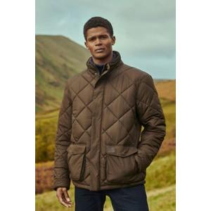 Barbour Ivestone Quilt Jacket Olive