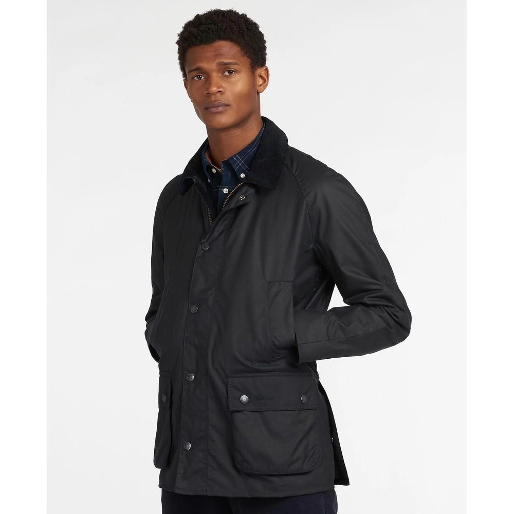 Barbour Bodey Wax Jacket Navy/Midnight