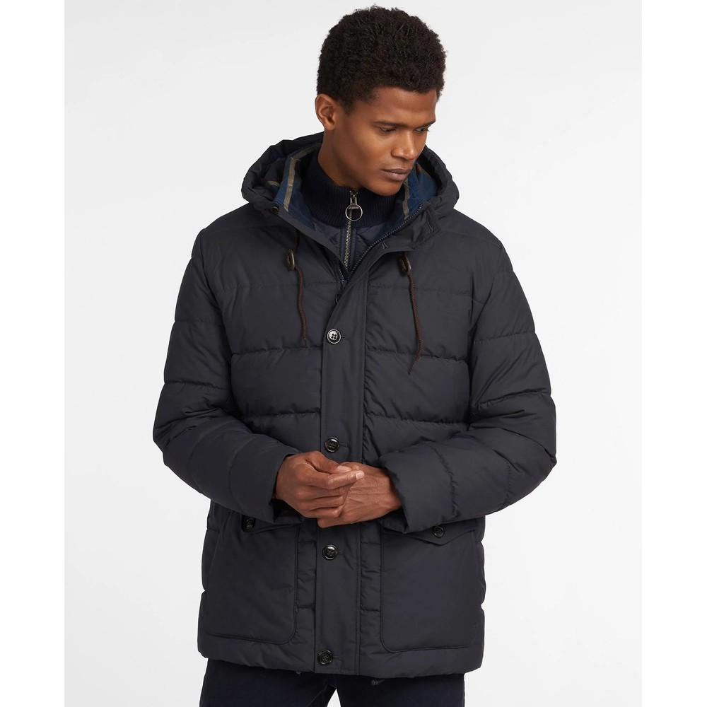 Barbour Mobury Quilted Jacket Navy/Midnight