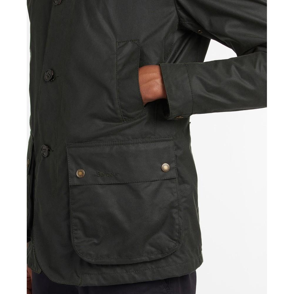 Barbour Century Wax Jacket Sage/Classic