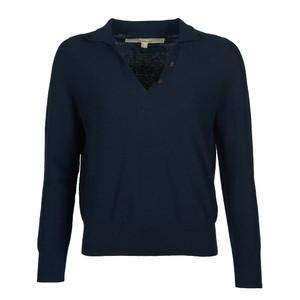 Portobello Long Sleeve Knit Navy
