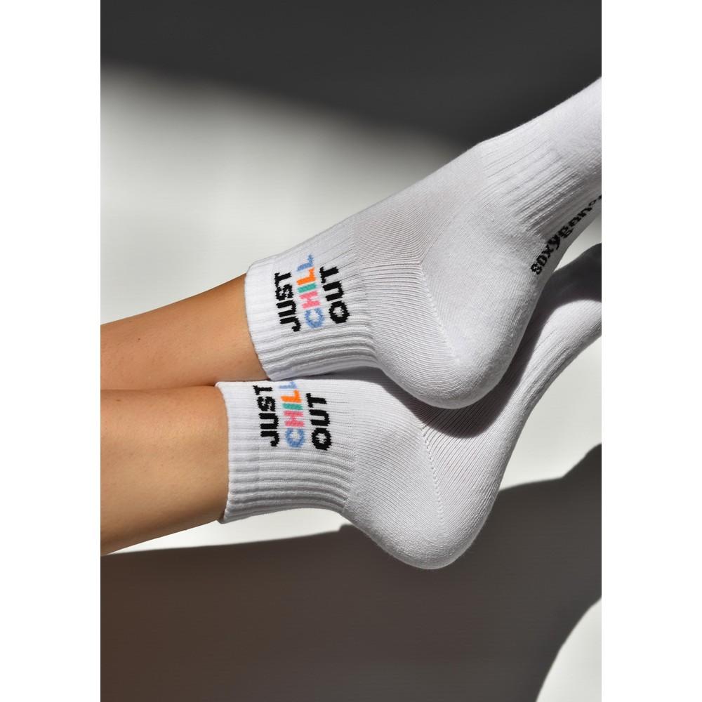 soxygen Just Chill Out Socks Tutti