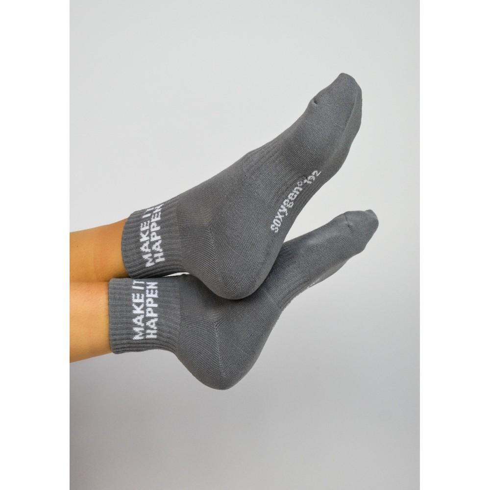 soxygen Make It Happen Socks Dove