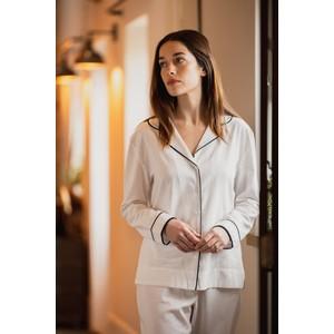 Breathe Organic Cotton Pyjamas White