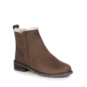 EMU Australia Pioneer Leather Boot Espresso