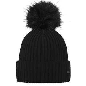 Kenzie Pom Hat Black