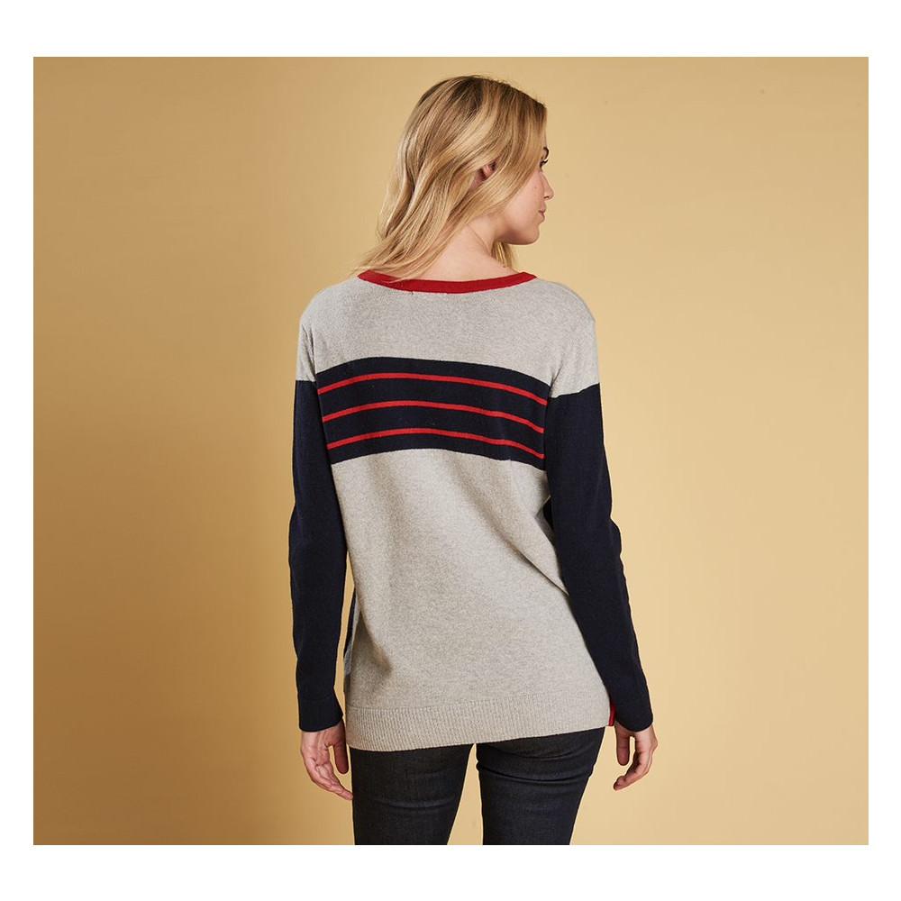 Barbour Sandsend Knit Navy