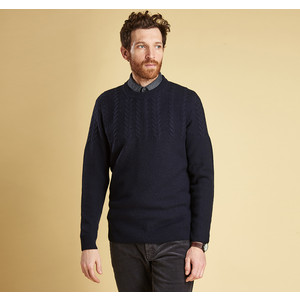 Crastill Cable Crew Navy