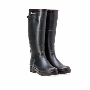 Aigle Benyl M Boots Bronze