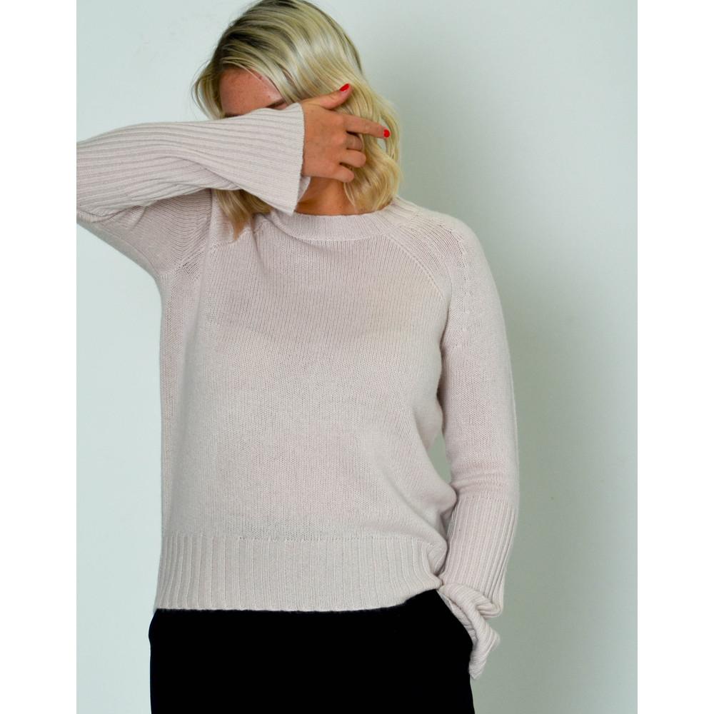 360 Sweater Maikee Scoop Nk Knit Buff