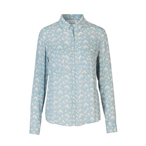 Milly Printed Shirt Nuvola