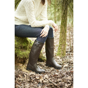 Aigle Benyl M Boots in Brown