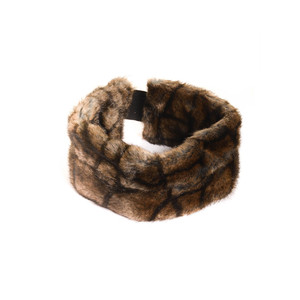 Fur Headband Elk