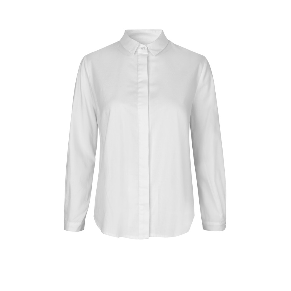 Samsoe Samsoe Annia Shirt White