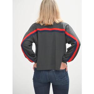 Velvet Danica Sport Sweater Army