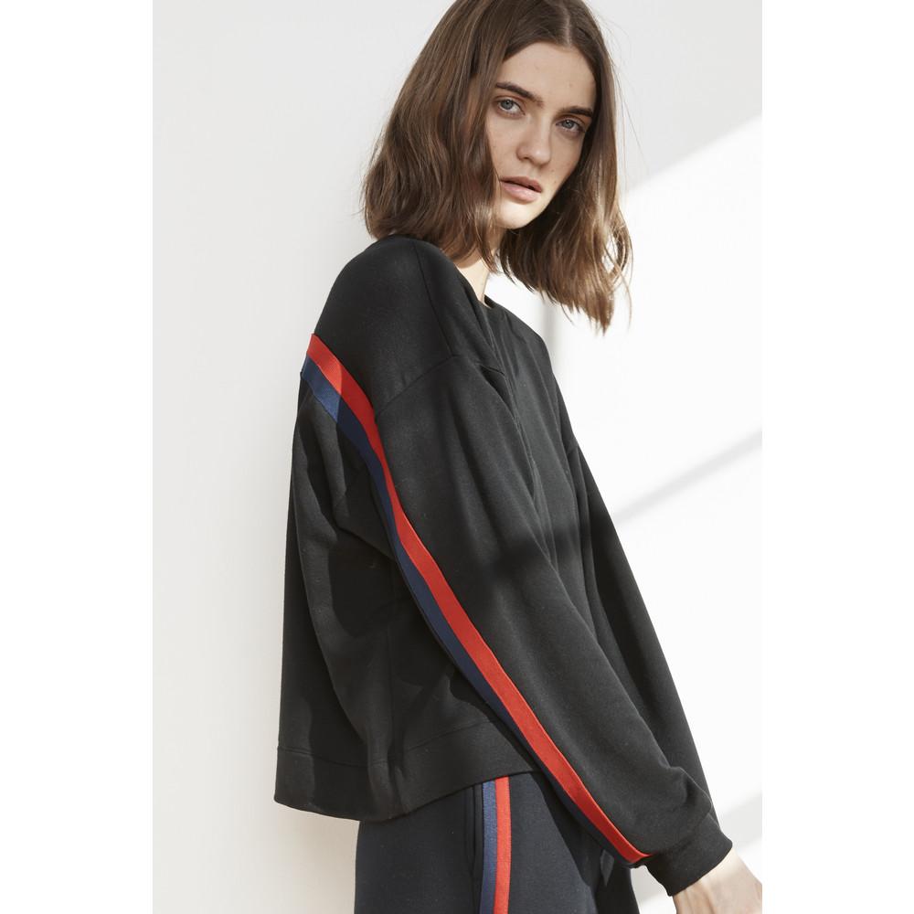 Velvet Danica Sport Sweater Black