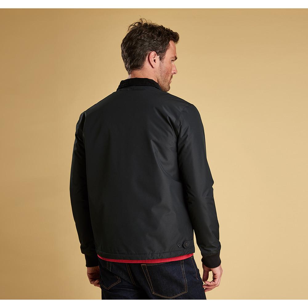 Barbour Herrington Jacket Light Weight Black