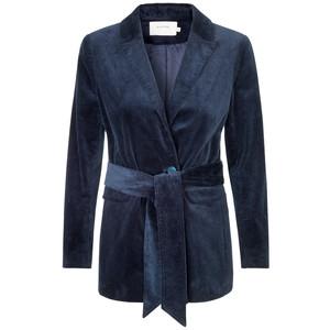Velture Cord Jacket Indigo