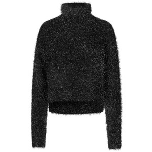 Vanessa Sparkle Knit Jumper Black