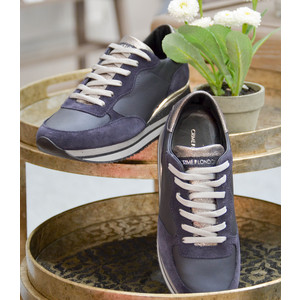 Dynamic Trainer Navy/Silver